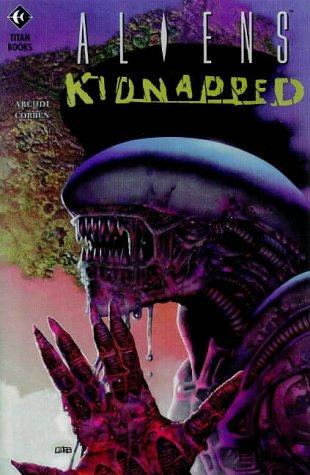 book cover of Aliens: Kidnapped