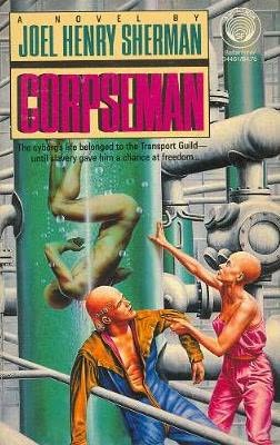 book cover of Corpseman