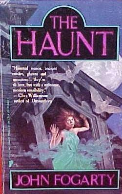 book cover of The Haunt