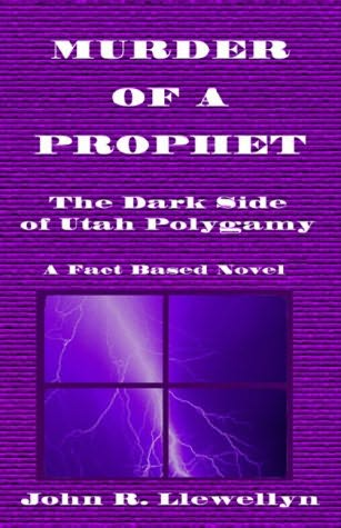 book cover of Murder of a Prophet