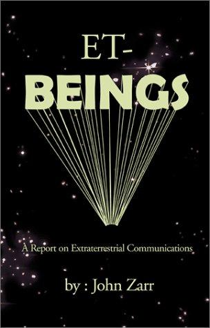 book cover of ET-Beings
