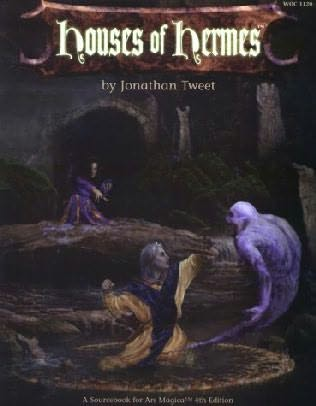 book cover of House of Horrors