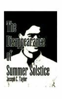 book cover of The Disappearance of Summer Solstice