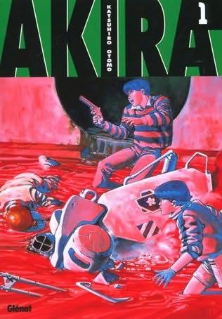 book cover of Akira 1