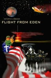 book cover of Flight from Eden