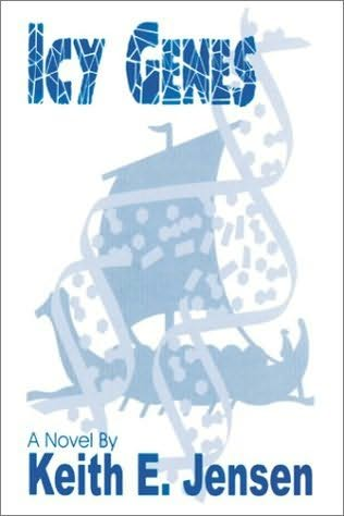 book cover of Icy Genes