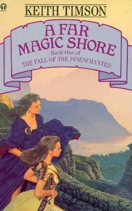 book cover of A Far Magic Shore