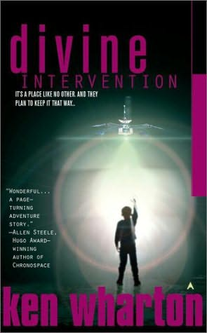 book cover of Divine Intervention