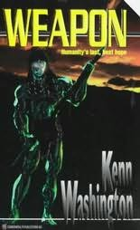 book cover of Weapon