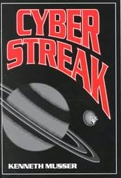 book cover of Cyber Streak