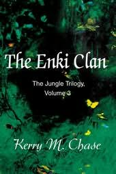 book cover of The Enki Clan