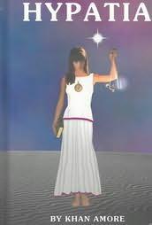 book cover of Hypatia