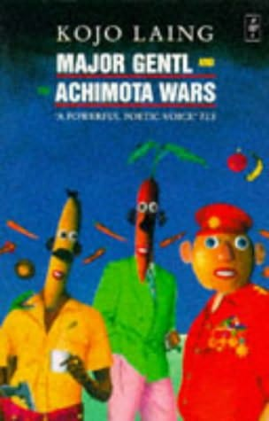 book cover of Major Gentl and the Achimoto Wars
