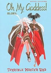 book cover of Oh My Goddess: Terrible Master Urd