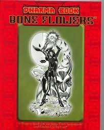 book cover of Dharma Book : Bone Flowers