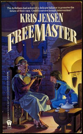 book cover of Freemaster