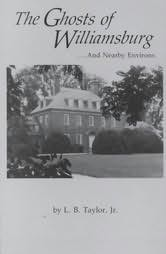 book cover of The Ghosts of Williamsburg