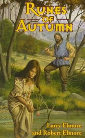 book cover of Runes of Autumn