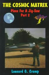 book cover of The Cosmic Matrix : Piece of a Jig-Saw (Lost Science Series)