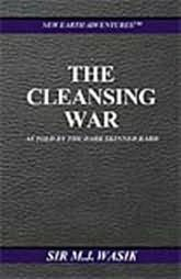book cover of The Cleansing War