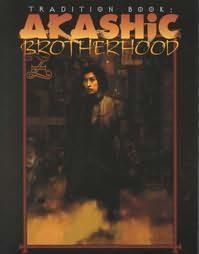 book cover of Akashic Brotherhood