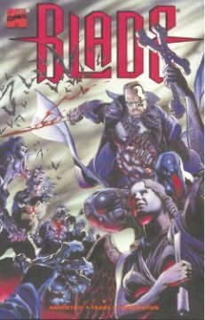 book cover of Blade : Sins of the Father