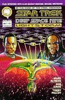 book cover of Lightstorm / Terok Nor