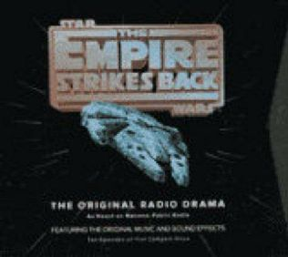 book cover of The Empire Strikes Back CD Giftpack