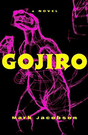 book cover of Gojiro