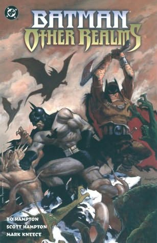 book cover of Batman Other Realms