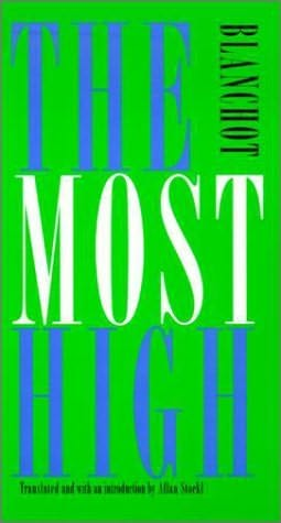 book cover of The Most High