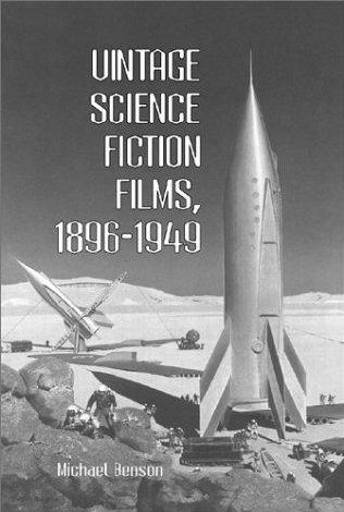 book cover of Vintage Science Fiction Films