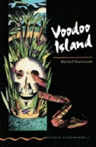 book cover of Voodoo Island