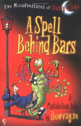 book cover of A Spell Behind Bars