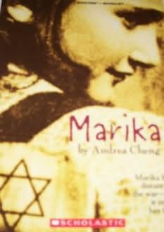 book cover of Marika