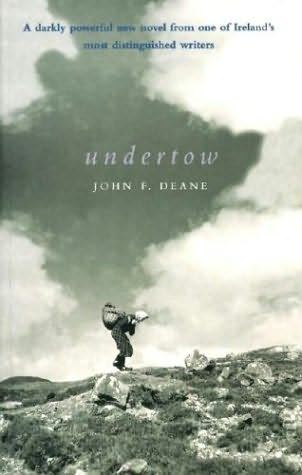 book cover of Undertow