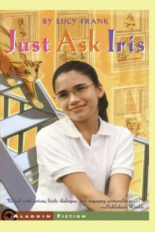 book cover of Just Ask Iris