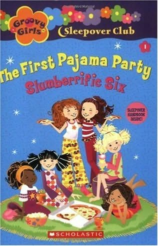 book cover of The First Pajama Party