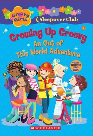 book cover of Growing Up Groovy
