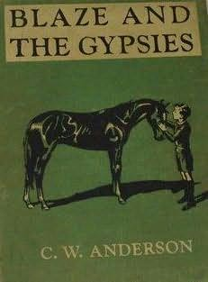 book cover of Blaze and the Gypsies