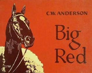 book cover of Big Red