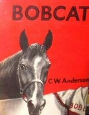 book cover of Bobcat