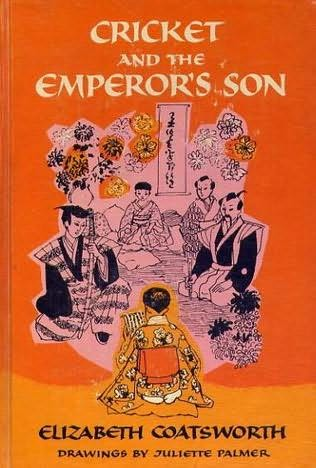 book cover of Cricket and the Emperor\'s Son