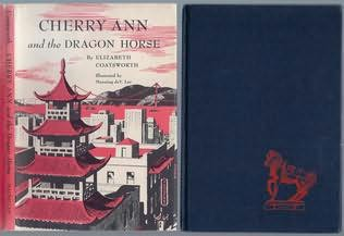 book cover of Cherry Ann and the Dragon Horse