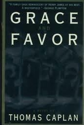 book cover of Grace and Favor