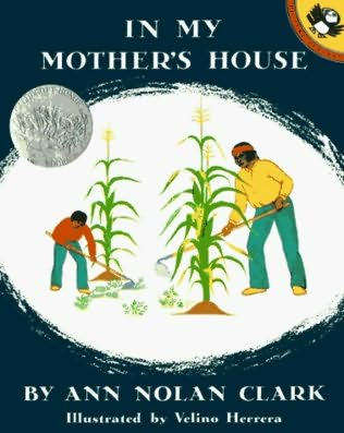 book cover of In My Mother\'s House
