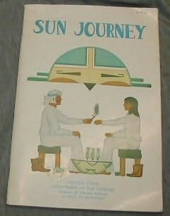 book cover of Sun Journey