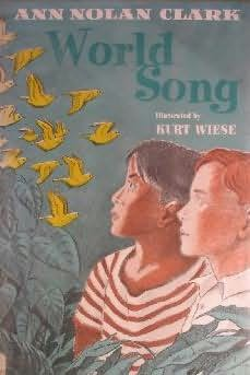 book cover of World Song
