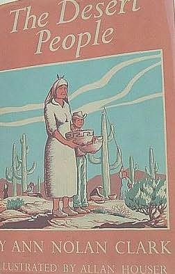 book cover of The Desert People