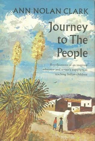 book cover of Journey to the People